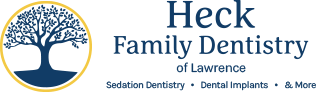 Heck Family Dentistry of Lawrence logo